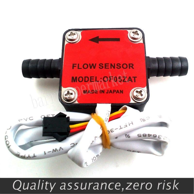 Flow Meter Fuel Gauge Flowmeter Caudalimetro Counter Flow Indicator Sensor Milk Honey Detergent Hall Flowmeter G1/2 0-10LPM