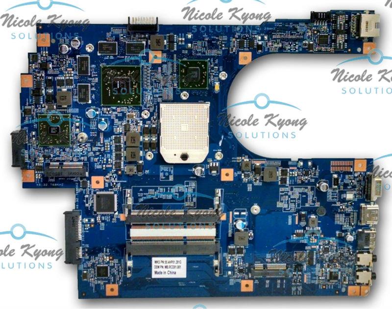 MB.RCD01.001 55.4HP01.281G JE70-DN 48.4HP01.011 non-intergrated MotherBoard SYSTEM BOARD for Acer Aspire AS7551 NV73 7551 7551G