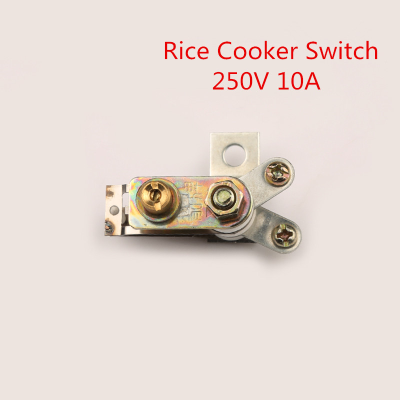 AC250V/10A Temperature Detect Switch for Electric Rice Cooker TDS KSD113|switches electrical|temperature switch - AliExpress