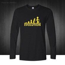 "Awesome ""LEGO Robot evolution"" longsleeve shirt"
