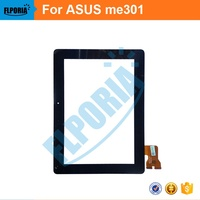 Tablet Touch Panel 10.1'' Inch For ASUS me301 Touch Screen Digitizer Front Glass with Flex Cable Assembly 100% New