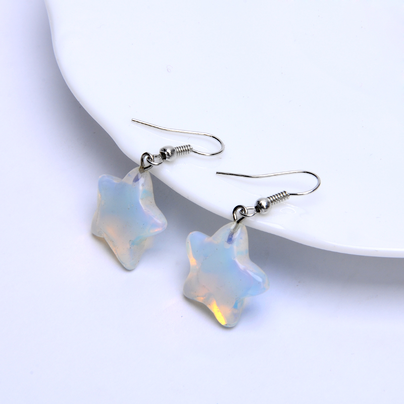 it set they bright feature pin love feel earrings this with spectacular brighter and of drop blue