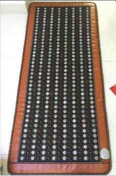 0.7X1.6M colchón de turmalina centro de belleza cama de masaje de piedra de Jade salud colchón para dormir