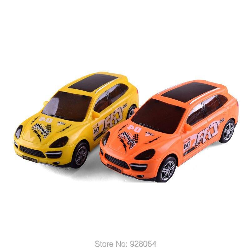 Universal 3d iluminación música coche de juguete modelo de simulación modelo/coc