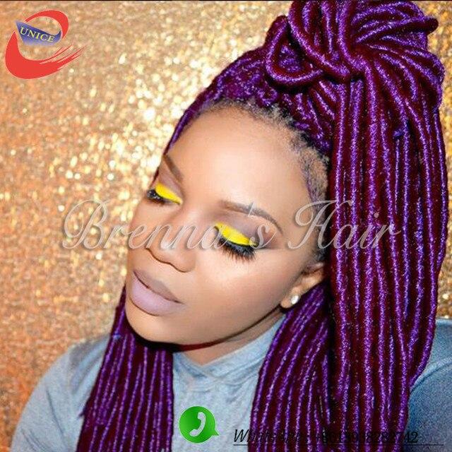 Sassy Girl Best Braiding Hair Havana Mambo Faux Locs Crochet Hair