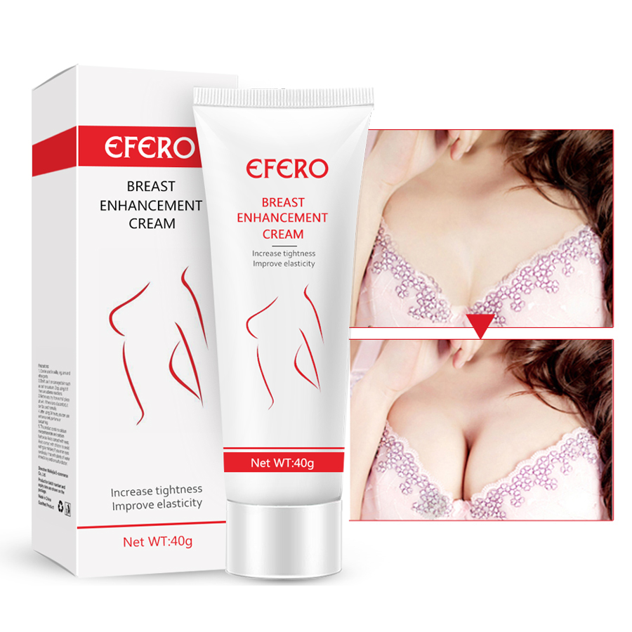 40g Breast Cream Effective Lifting Breast Enhancer Increase Tightness Big Bust Growth Body Cream Enlargement Breast Care Cream