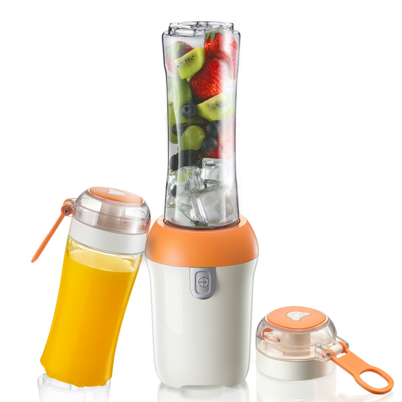 Juicers Juicer household automatic fruit and vegetable multi-function juice cup electric portable.NEW цена и фото