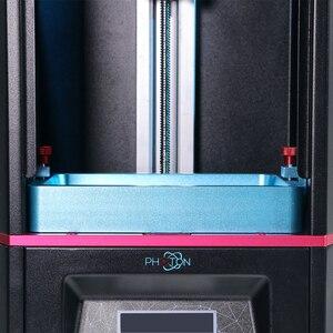 Image 5 - Anycubic Nhôm Nhựa Xe Tăng Với FEP Tấm Phim VAT Kim Loại Khung Bền Cho Photon SLA LCD 3D 3D Máy In phần Impresora