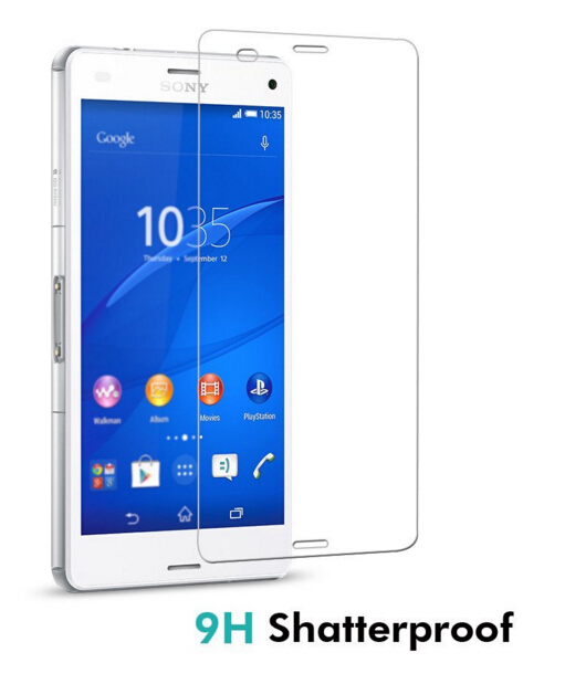 Էկրանի պաշտպանիչ ապակու sFor Sony Xperia Z3 - Բջջային հեռախոսի պարագաներ և պահեստամասեր - Լուսանկար 3