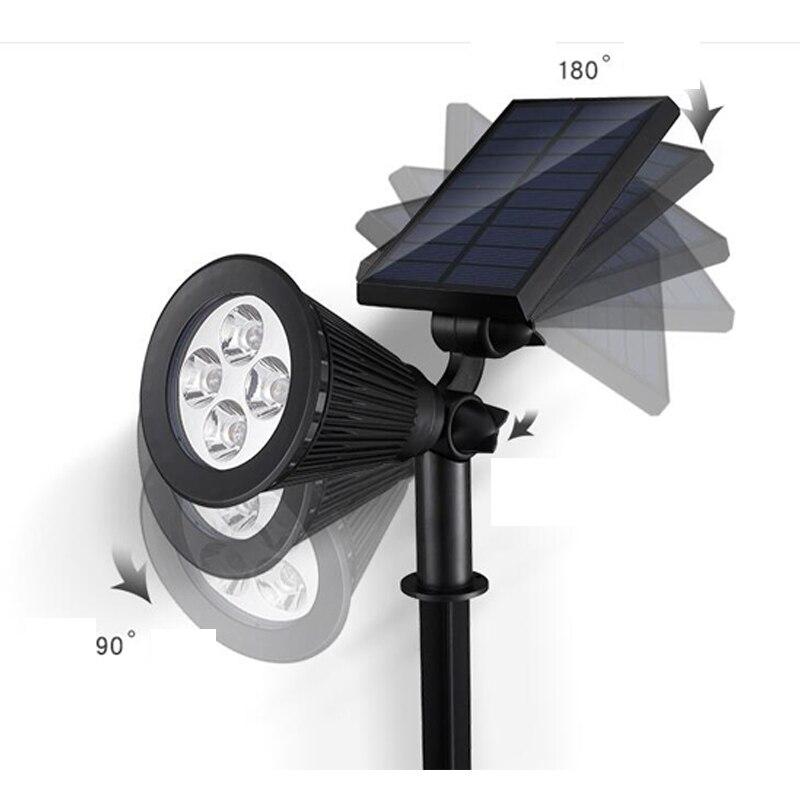 Luz Solar Lâmpadas Led Solar Lâmpada Solar