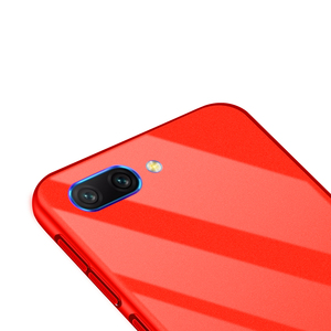 Image 5 - Honor 10 Luxury Slim Solid Color Case Coque on For Huawei Honor 10 Hard Case Cover Funda For Huawei Honor10 V10 V9 Case Women