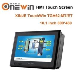 Сенсорный экран XINJE TouchWin, сенсорный экран 10,1 дюйма 800*480, с функцией
