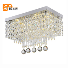 Crystal Modern Chandeliers Lighting LED Ceiling Lights