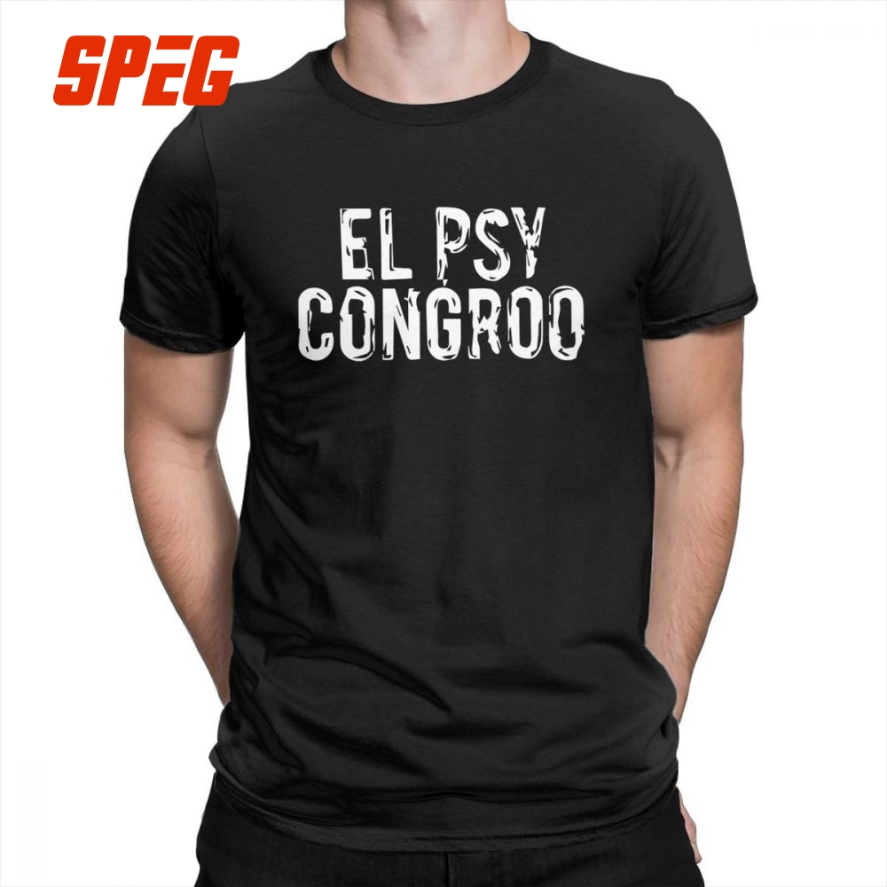 New Fashion New Steins Gate El Psy Congroo Anime Logo Mens White T Shirt Size S To 3xlfunny Tee Shirts T-shirts Back To Search Resultsmen's Clothing