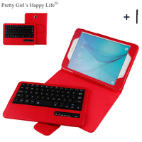 For Samsung Galaxy Tab A 8 0 Wireless Bluetooth Keyboard Case For Galaxy Tab A 8