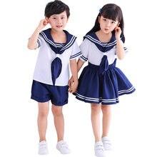 a9de923d7 Uniformes escolares para niños disfraces para niñas niños Marina fiesta  jardín de infantes Sailor Moon disfraces