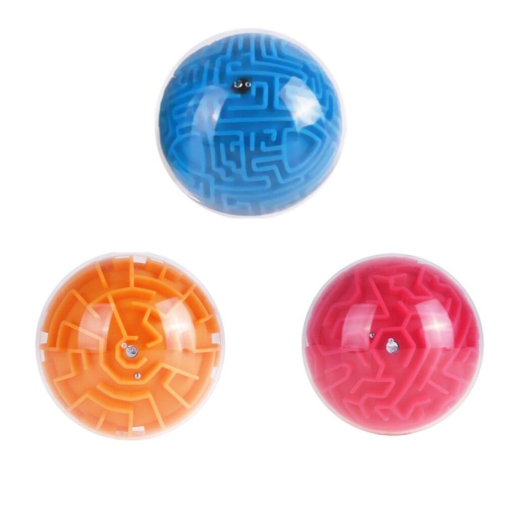 3D Labyrinthe Boule Intéressant Labyrinthe Puzzle Jeu Intelligence Difficile Labyrinthe En Trois Dimensions Formation Jouet Cadeau pour L'enfant P20