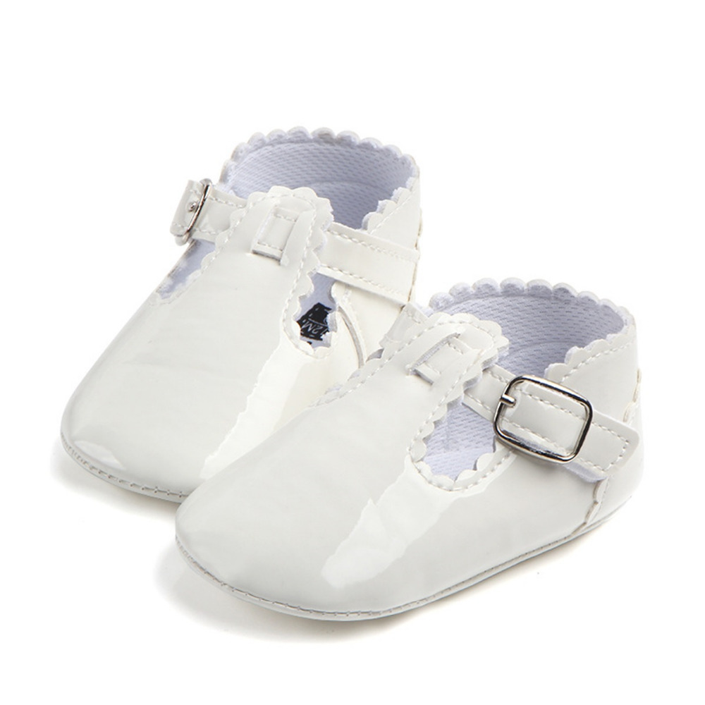 First Walkers Baby Shoes PU Suede Leather Newborn Boy Girl Moccasins Soft Fringe Soled Non-slip Footwear Crib Autumn Toddler kid