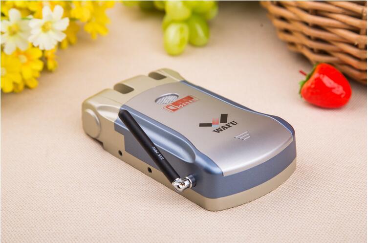 Télécommande sans fil Invisible Serrure avec 4 Télécommande Maison Intelligente Serrure de Télécommande