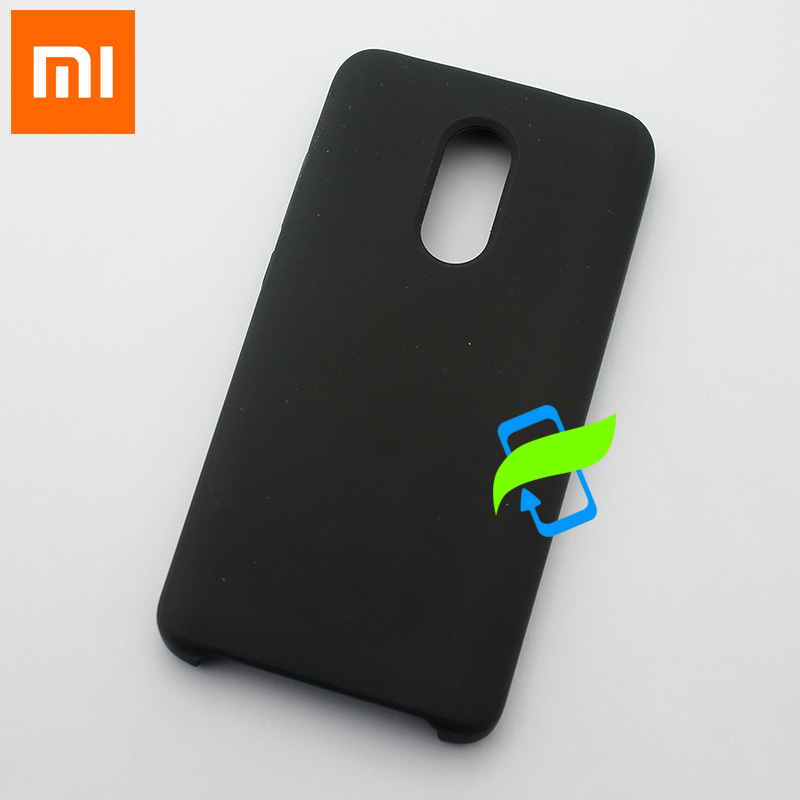 Image 3 - Xiaomi Redmi Note 4 Case Liquid Silicone Protect Back Cover XIAOMI Note 3 4X 5 A 6 S 2 Pro Plus Mi A3 cc9 E 8 9 Mix Play Case-in Fitted Cases from Cellphones & Telecommunications