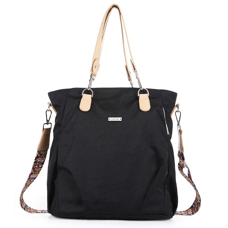 Стильные Детские сумки для подгузников, яркие цвета, водонепроницаемые сумки для мам и кормящих мам, Наплечные сумки для подгузников, сумки ...