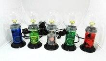 Elektronische Spray Lichter Verdampfer Narguile Glaswasserpfeife Shisha Chicha Rauchen Tabak Zigarette kraut Rohre Waterpijp Nargile