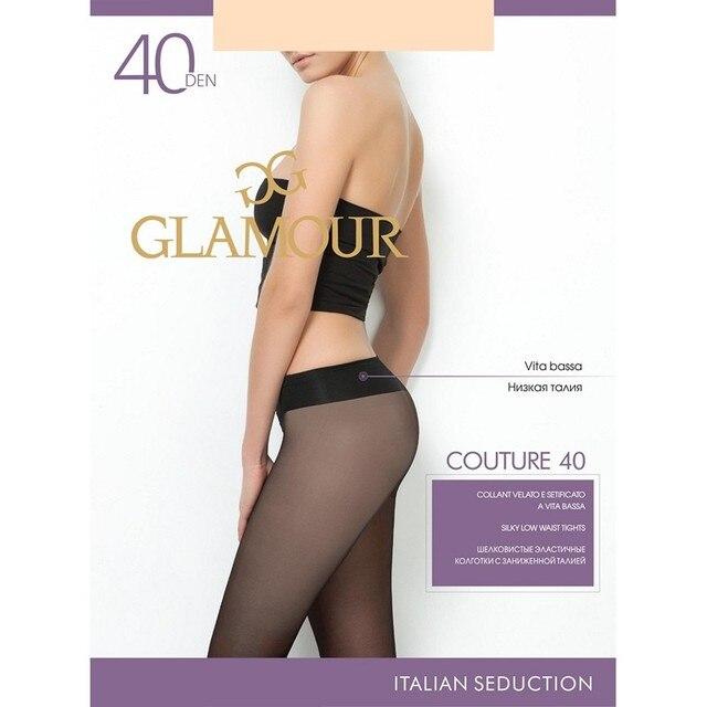 Колготки женские GLAMOUR Couture 40