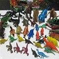 42 pçs/lote 6-17 cm Jogo Jurássico Ação Modelo Figuras & DINOSSAURO T-REX Dinossauro De Plástico Brinquedos para As Crianças do Miúdo é O Melhor Presente RT093