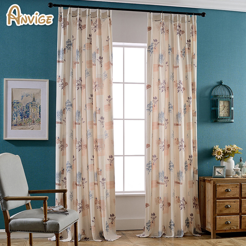 cotton linen elegant curtains for living room window curtains for the bedroom kitchen curtains custom made