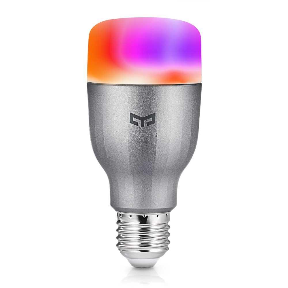 Лампочки умная светодиодная подсветка RGB лампа WiFi Enab светодиодный 16 миллионов цветов CCT Регулировка поддержка Google Home