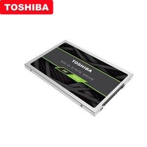 """Image 4 - TOSHIBA unidad de estado sólido para ordenador y portátil, dispositivo de almacenamiento de 240GB, OCZ TR200, 480GB, 64 capas, 3D, BiCS, FLASH, TLC, 2,5 """", SATA III, 960GB"""
