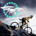 Amazing camera drone LS126 Remote Control Helicopter Six-axle FPV Quadscopter 200W Camera Or WIFI 30W Camera RC Toy