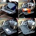 BN-C03C Volante Auto Car Bandeja Organizador Mesa de Trabajo Portátil Soporte Del Ordenador Portátil Escritorio Mesa de Conducir Clip De Comida y Bebida
