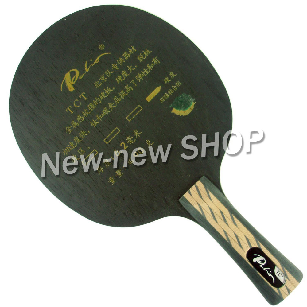 Palio TCT Table Tennis PingPong Blade