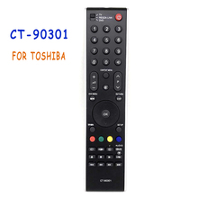 New Replacement CT-90301 Remote Control English For Toshiba TV