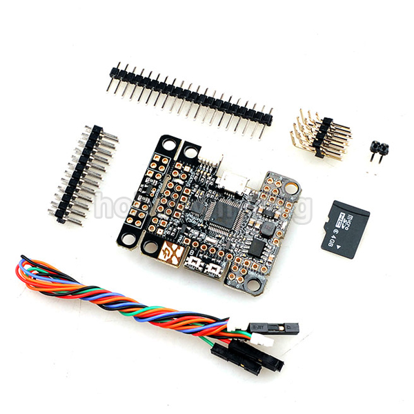 Mini SP Racing F3 Flight Controller with Gyro Compass Barometer for FPV Multicopter inav f3 deluxe flight control m8n gps set integrated barometer electronic compass set high fixed point