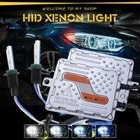 JGAUT HID Xenon Kit AC 55W Car Headlight Quick Start H1 H4 H7 H3 9012 H11 9005 9006 Ballast Bulb 3000k 4300K 5500K 6000K 8000K