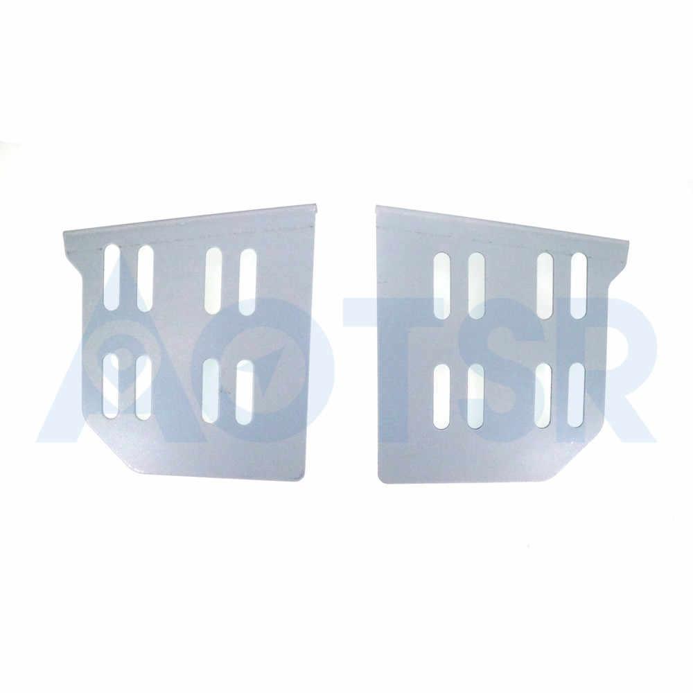 2 din ラジオ筋膜ホンダシビック 2001-2006 ステレオオーディオパネルマウントインストールダッシュキットフレームアダプタラジオフィット左車輪