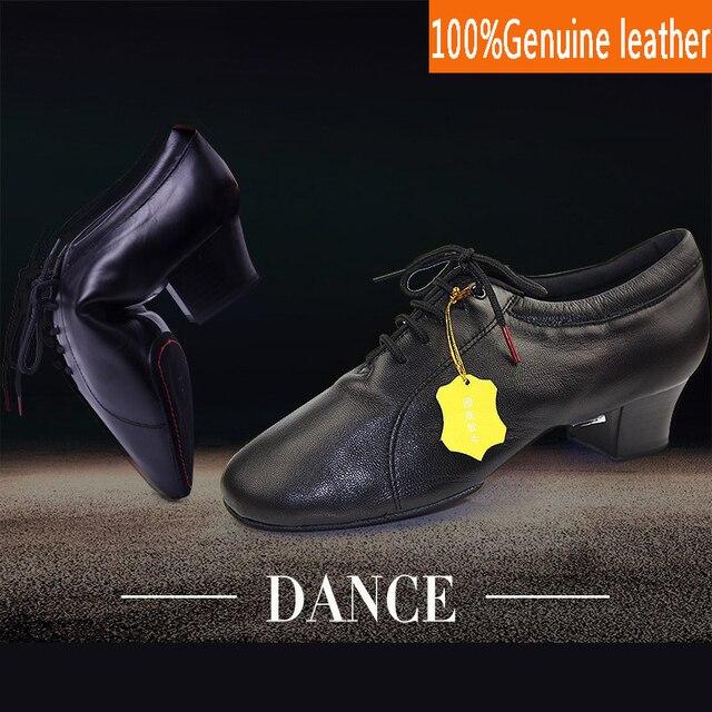 US $415.99 48% OFF|Lackleder High end Ballroom latin tanzschuhe Jazz schuhe UNS EUR GROßE GRÖßE schuhe customization Freie DHLEMS Für männer junge in