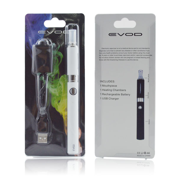 10PCS LOT Evod MT3 starter kit with MT3 Atomizer Electronic Cigarette e Cigarette 650mah 900mah 1100mah