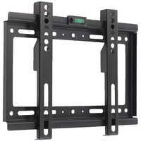 """Support de meuble TV moniteur de meubles de salon LED LCD support de montage mural TV HD compatible avec la télévision à écran plat 14 """"~ 42"""""""