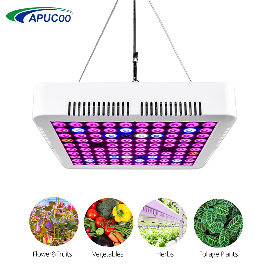 300W Full Spectrum LED Plant Grow Light Lamp For Plant Indoor Nursery Flower Fruit Veg Hydroponics System Grow Tent Fitolampy(China)
