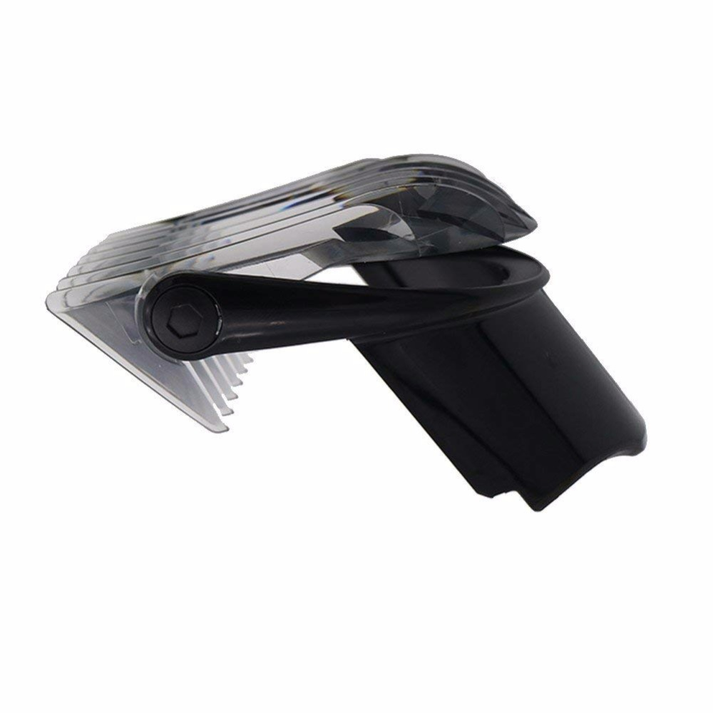 Acessórios do pente da tosquiadeira de cabelo da substituição para philips, protetores do aparador de pêlos para philips qc5010 qc5050 qc5053 qc5070 qc5090, 3-21 m
