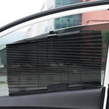 Auto Car Side Window Sunshade Folding Sun Shade Shield Sun Uv Protection Dog Baby Roller Premium