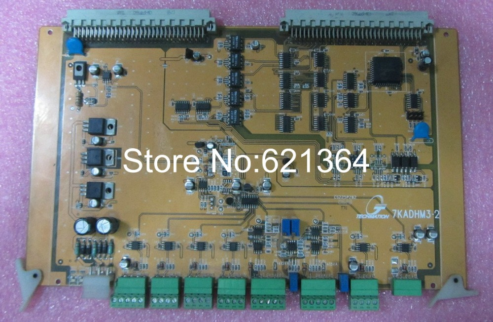 Techmation 7KADHM3-2 Motherboard for industrial use new and original 100% tested ok