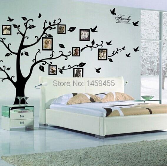 Stiker Dinding Untuk Kamar Anak Anak, Keluarga Bingkai