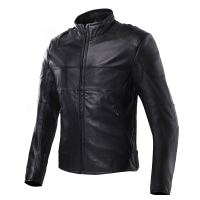 Scoyco JK44 Motorbike Racing Jackets Genuine Leather Cowhide M XXL Motorcross Jackets Ghost In City Motorcycle