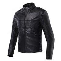 Scoyco JK44 Motorbike Racing Jackets Genuine Leather Cowhide M XXL Motorcross Jackets Ghost In City Motorcycle
