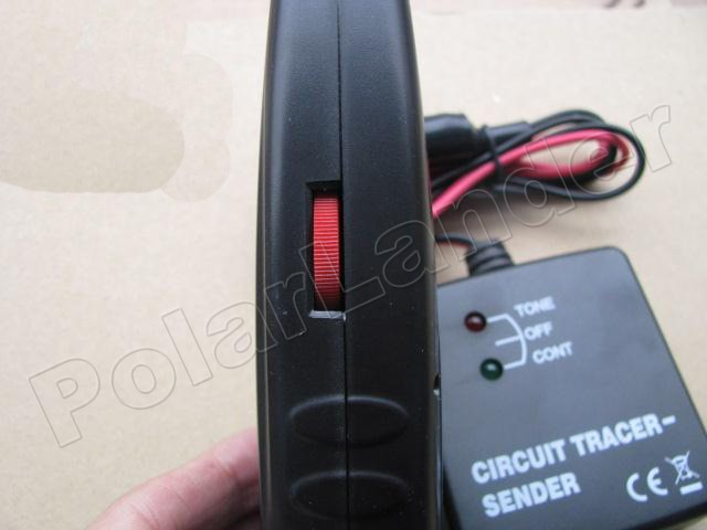 Free shipping High Quality Automotive short Open Finder circuit checker Auto Circuits Tracer Detector detector tracer