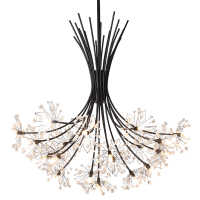 Light Pendant Hang European Crystal Home Deco Techo Moderna Lampara Colgante Lustre E Pendente Para Sala De Jantar Hanging Lamp